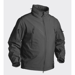 Куртка Softshell Gunfighter Black | Helikon-Tex