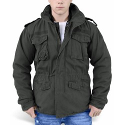 Куртка Regiment M65 Jacket Black | Surplus