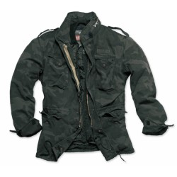 Куртка Regiment M65 Jacket Blackcamo | Surplus