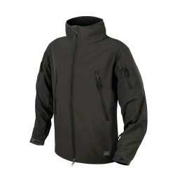 Куртка Softshell Gunfighter Ash grey | Helikon-Tex
