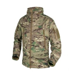 Куртка Softshell Gunfighter Camogrom | Helikon-Tex