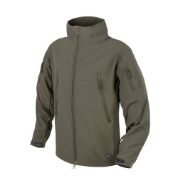 Куртка Softshell Gunfighter Taiga Green | Helikon-Tex