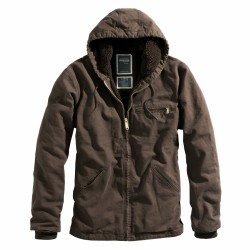 Куртка Stonesbury Jacket Brown | Surplus