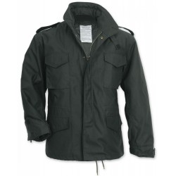 Куртка US Fieldjacket m65 Black | Surplus