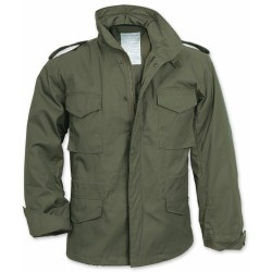 Куртка US Fieldjacket m65 Olive | Surplus