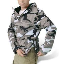 Куртка Windbreaker Urban Camo | Surplus