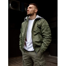 Куртка Westend 2205 Olive Heather | Vintage Industries