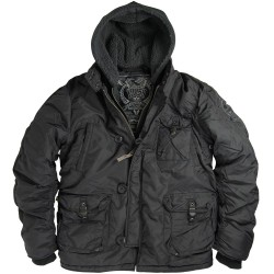 Куртка Alpha Industries Cobbs II Black