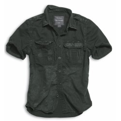 Рубашка 1/2 Raw Vintage Shirt Black | Surplus