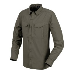 Рубашка Defender Mk2 Tropical Shirt Dark Olive | Helikon-Tex