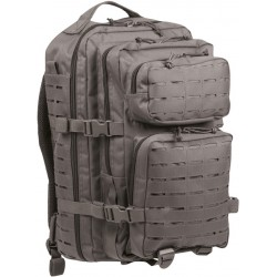 Рюкзак тактический Assault Laser Cut 40L Urban Grey | Mil-Tec