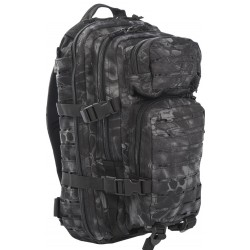 Рюкзак тактический Assault Laser Cut 40L Mandra Night | Mil-Tec
