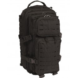 Рюкзак Тактический US Laser Cut Assault 25L Black | Mil-Tec