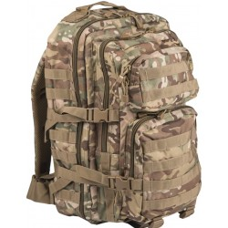Рюкзак Тактический Assault US ARMY 40L Multitarn | Mil-Tec