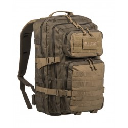 Рюкзак US Assault 40L Ranger Green/Coyote | Mil-Tec