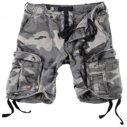Шорты Airborne Vintage Night camo | Surplus