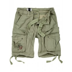 Шорты Airborne Vintage Olive Light | Surplus