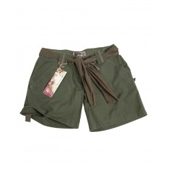 Шорты OD Army Shorts Women Olive | Mil-Tec