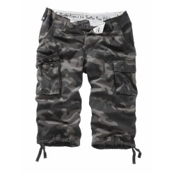 Шорты Trooper Legend 3/4 Black Camo | Surplus