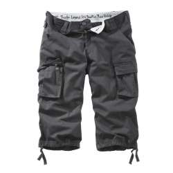 Шорты Tropper Legend 3/4 Black | Surplus