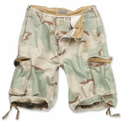 Шорты Vintage Shorts Washed 3-Color Desert | Surplus