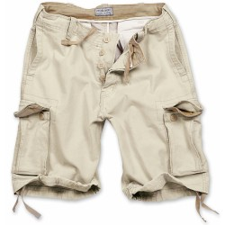 Шорты Vintage Shorts Washed Beige Washed | Surplus