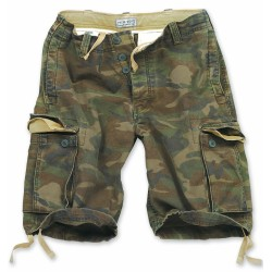 Шорты VIintage Shorts Washed Woodland| Surplus