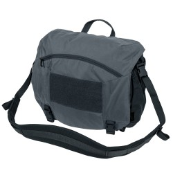 Сумка URBAN COURIER BAG Large Shadow Grey / Black | Helikon-Tex