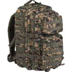 Рюкзак Тактический Assault US ARMY 40L Digital W/L | Mil-Tec