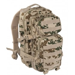 Рюкзак Тактический Assault US ARMY 25L Tropcal Camo | Mil-Tec