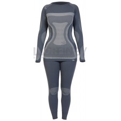 Термобелье Active Line Woman Grey | Norfin