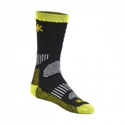 Термоноски Balance Wool T2P Black/Yellow | Norfin