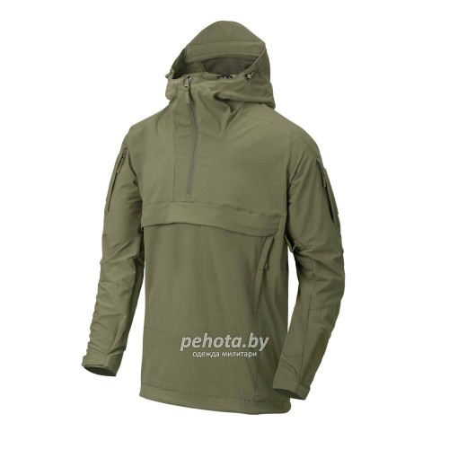 Анорак Softshell Mistral Adaptive Green | Helikon-tex фото 1