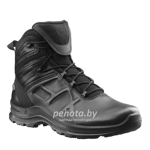 Ботинки Black Eagle Tactical 2.0 Middle GTX Black | HAIX фото 1