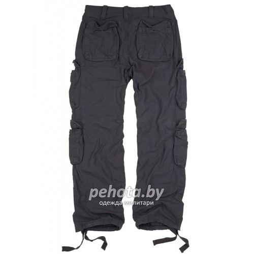 Брюки Airborne Vintage Trousers Anthracite | Surplus фото 3