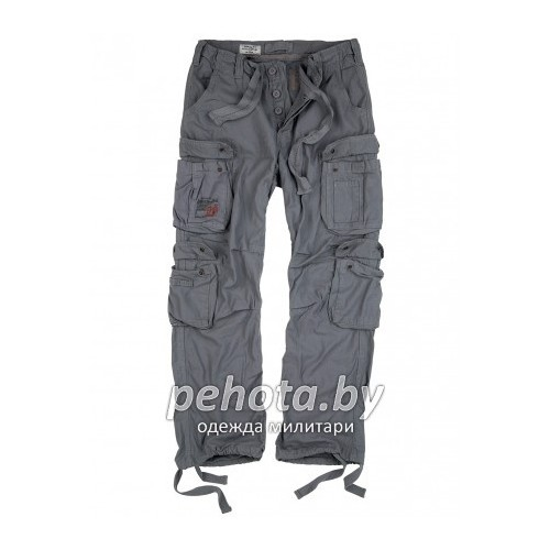 Брюки Airborne Vintage Trousers Grey | Surplus фото 1