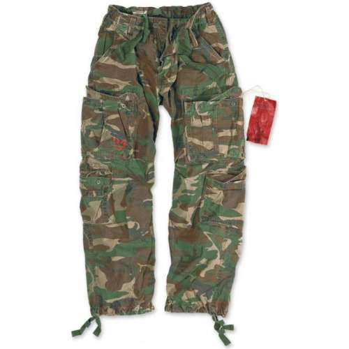 Брюки Airborne Vintage Trousers Woodland | Surplus фото 2