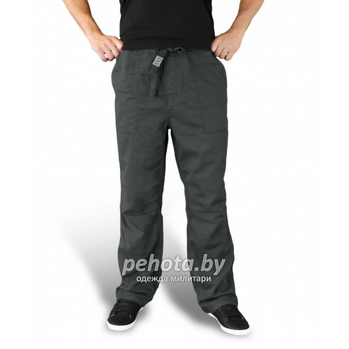 Брюки Athletic trousers Black | Surplus фото 1