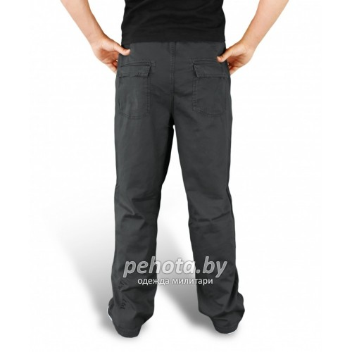 Брюки Athletic trousers Black | Surplus фото 3