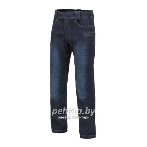 Брюки GREYMAN TACTICAL JEANS Dark Blue | Helikon-Tex фото 3