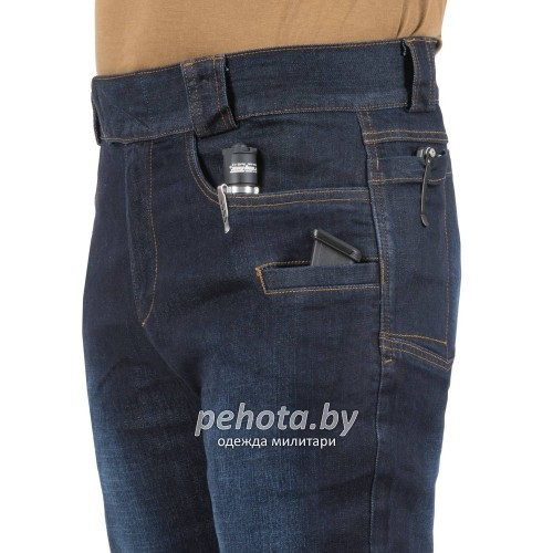 Брюки GREYMAN TACTICAL JEANS Dark Blue | Helikon-Tex фото 8