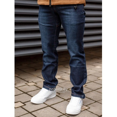 Брюки GREYMAN TACTICAL JEANS Dark Blue | Helikon-Tex фото 1
