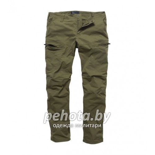 Брюки Kenny Technical 32101 Olive | Vintage Industries фото 1