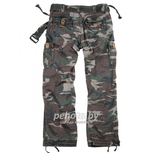Брюки Premium Vintage Trousers Woodland | Surplus фото 2