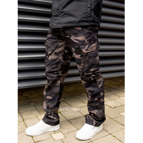 Брюки Reef 1025 Dark Camo | Vintage Industries фото 6