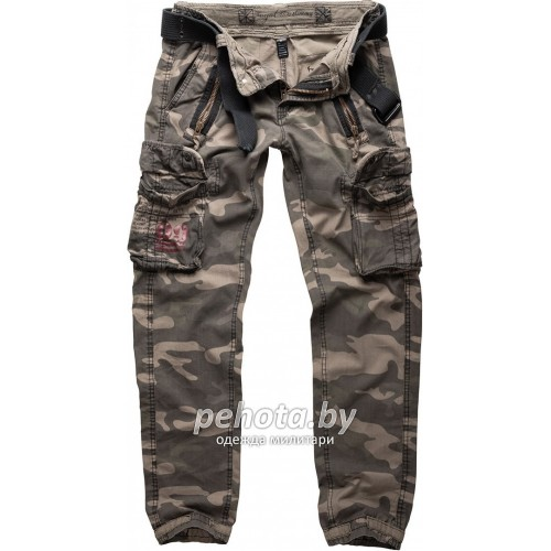Брюки Royal traveler slimmy Royal Camo | Surplus фото 3