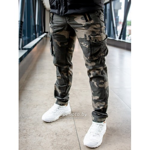 Брюки Royal traveler slimmy Royal Camo | Surplus фото 1