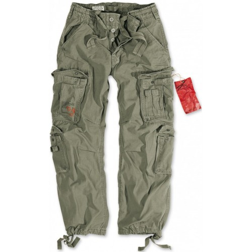 Брюки Airborne Vintage Trousers Olive | Surplus фото 2