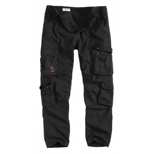 Брюки Airborne Slimmy Black | Surplus фото 1