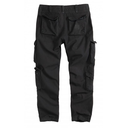 Брюки Airborne Slimmy Black | Surplus фото 5
